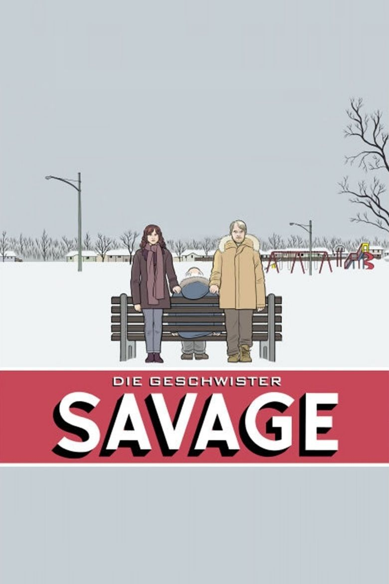 The Savages (film) movie poster