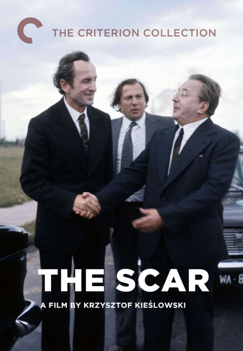 The Scar (film) movie poster