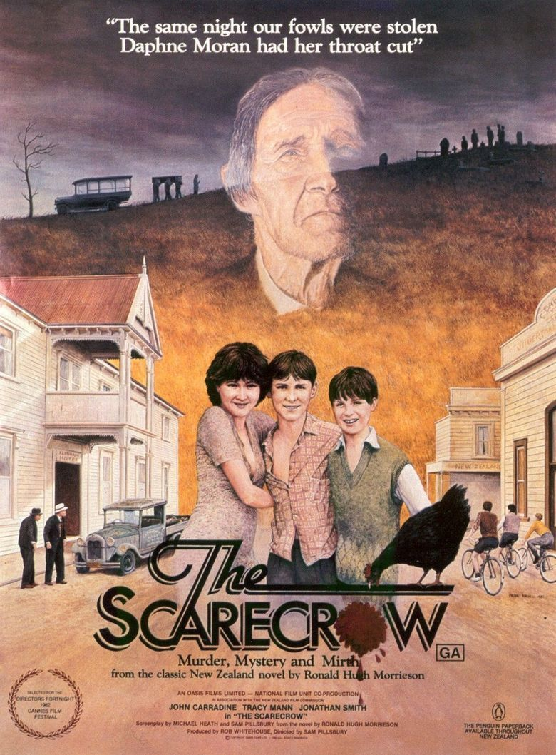 The Scarecrow (1982 film) movie poster