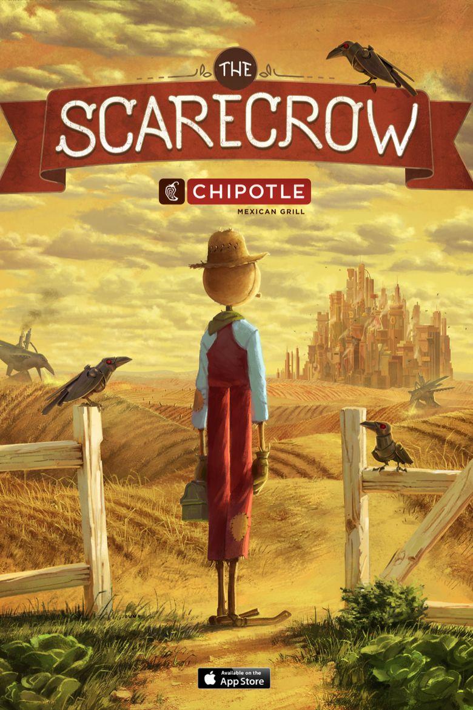 The Scarecrow (2013 film) movie poster