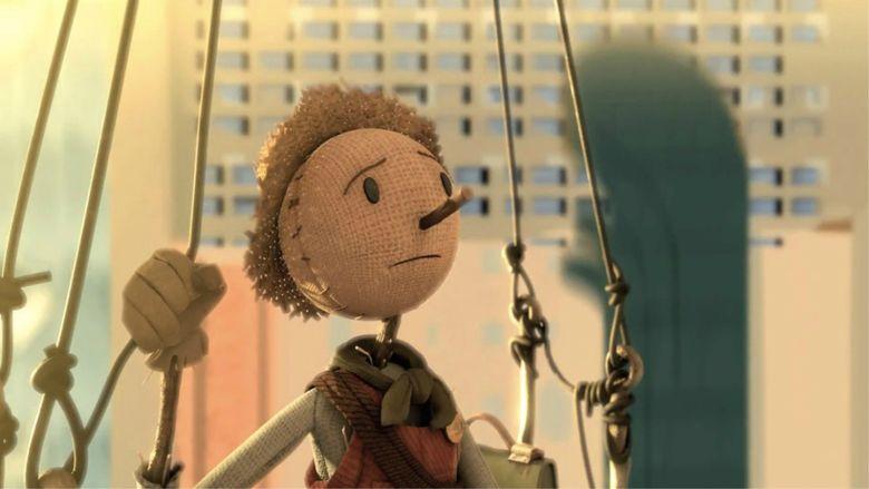 The Scarecrow (2013 film) movie scenes