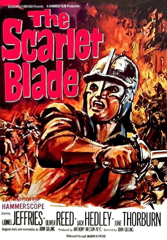 The Scarlet Blade - Alchetron, The Free Social Encyclopedia