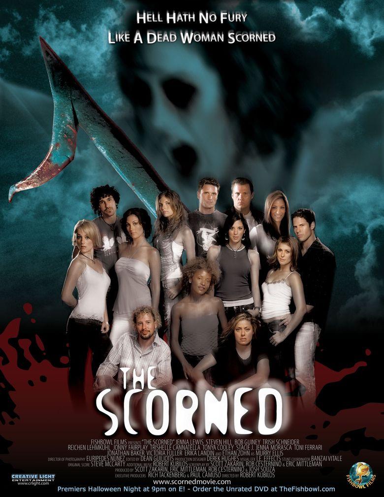 The Scorned movie poster