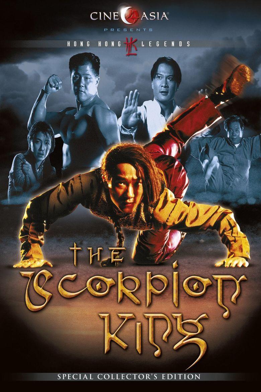 The Scorpion King (1992 film) movie poster