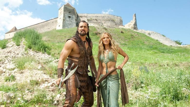 The Scorpion King 4: Quest for Power movie scenes