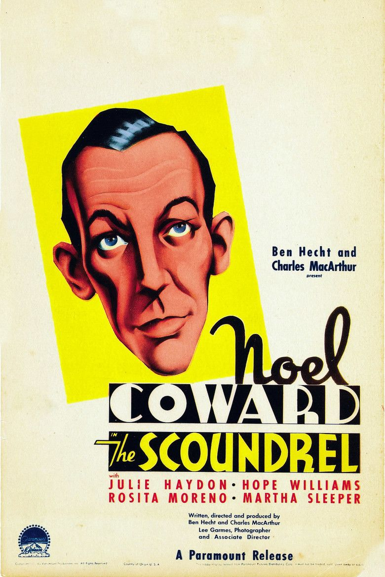 The Scoundrel movie poster