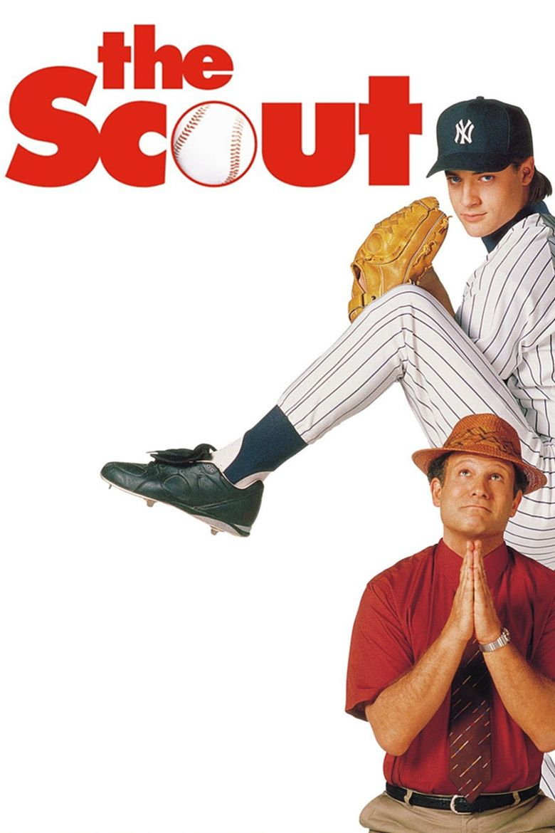 The Scout (film) movie poster