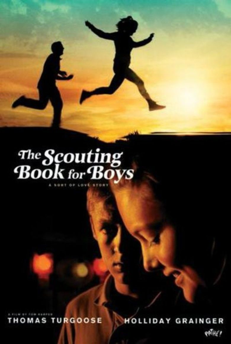 The Scouting Book for Boys movie poster