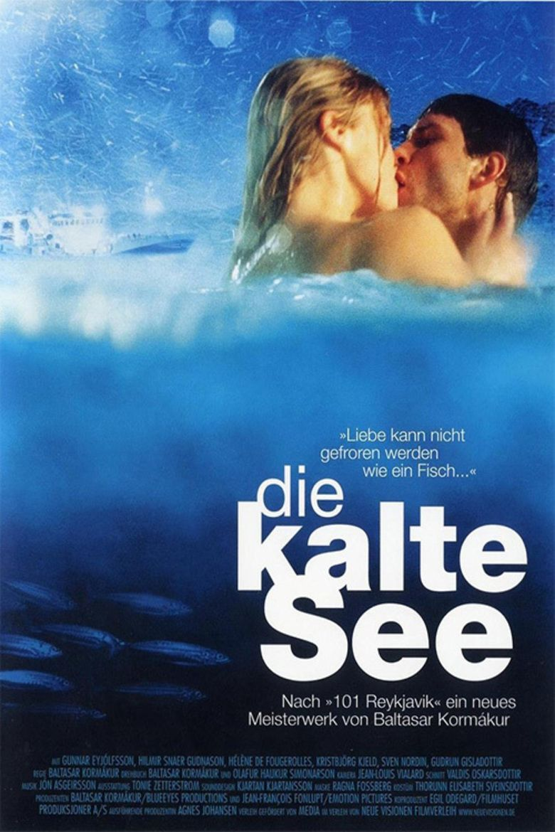The Sea (2002 film) movie poster