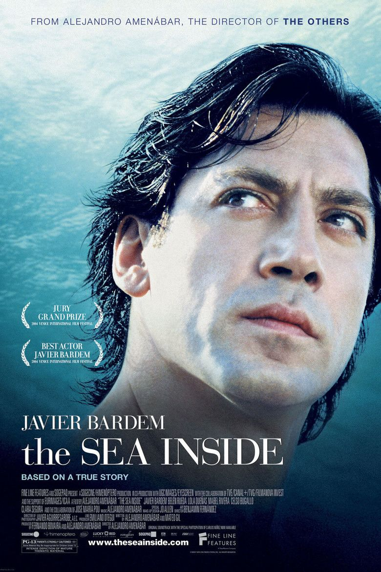 ramon sampedros life and acting in the film the sea inside 21 sampedro family 22 ramon's who fought a 30-year campaign to win the right to end his life with dignity film explores the sea inside won the 2004.