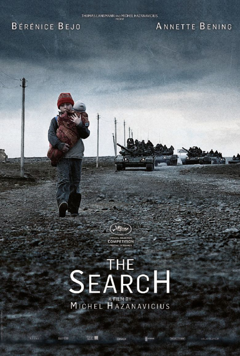 The Search (2014 film) movie poster