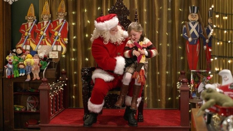 The Search for Santa Paws movie scenes