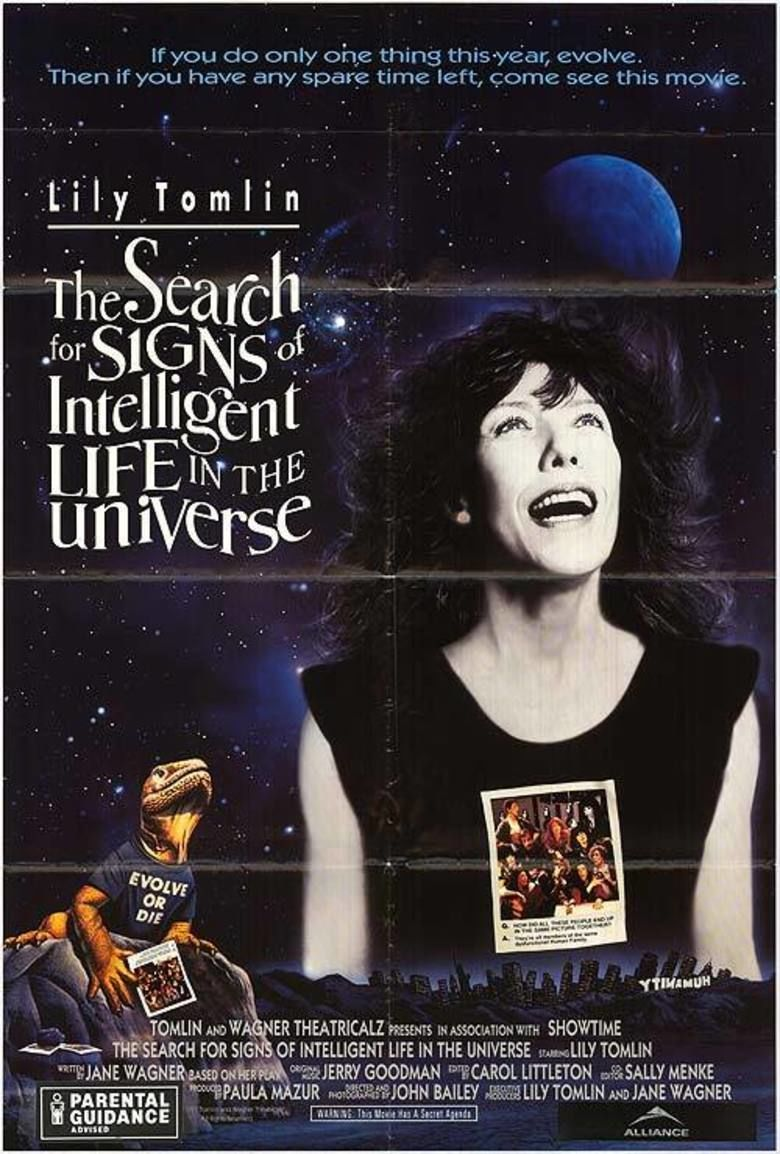 The Search for Signs of Intelligent Life in the Universe movie poster