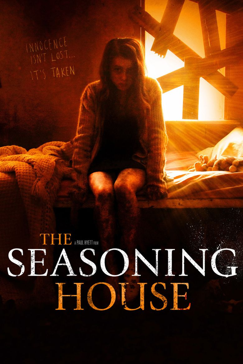 The Seasoning House movie poster