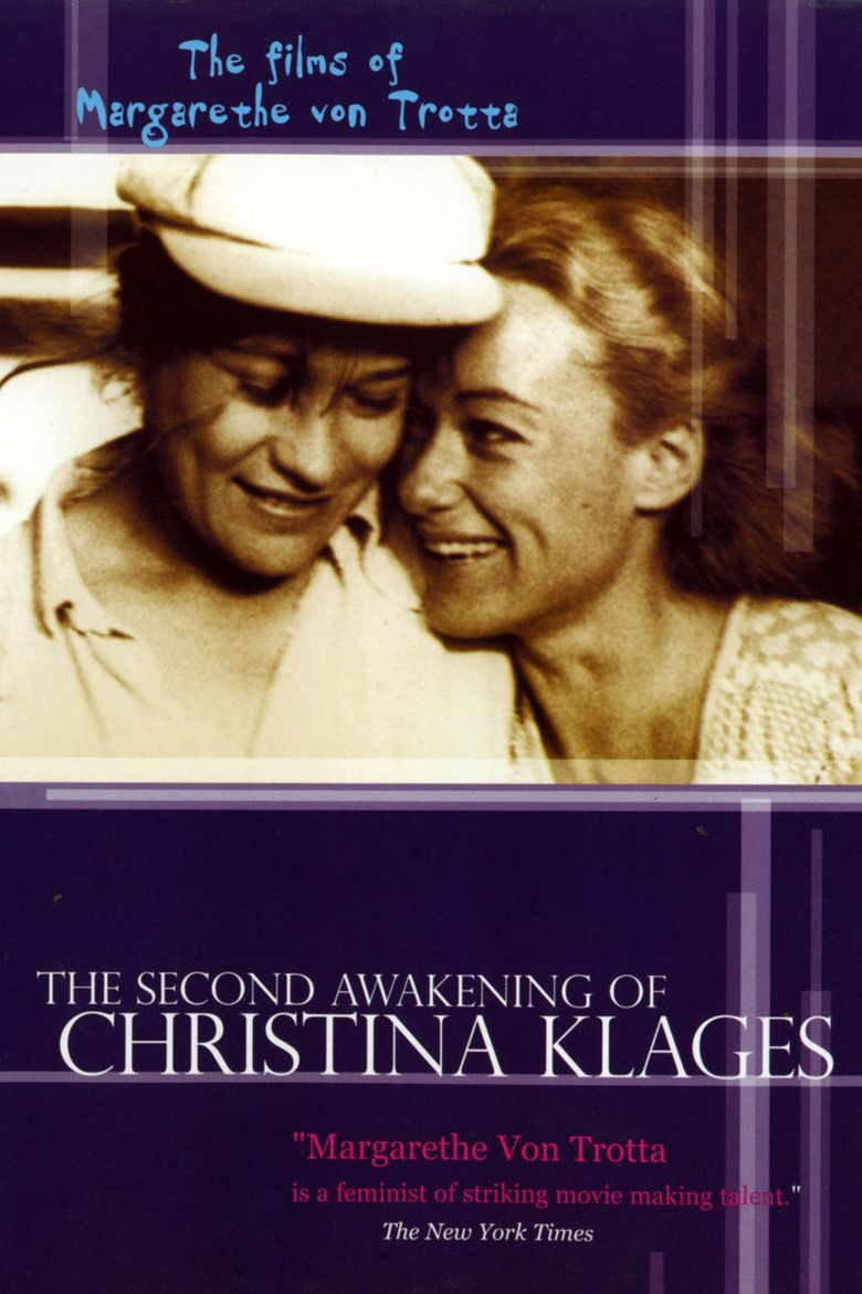 The Second Awakening of Christa Klages movie poster