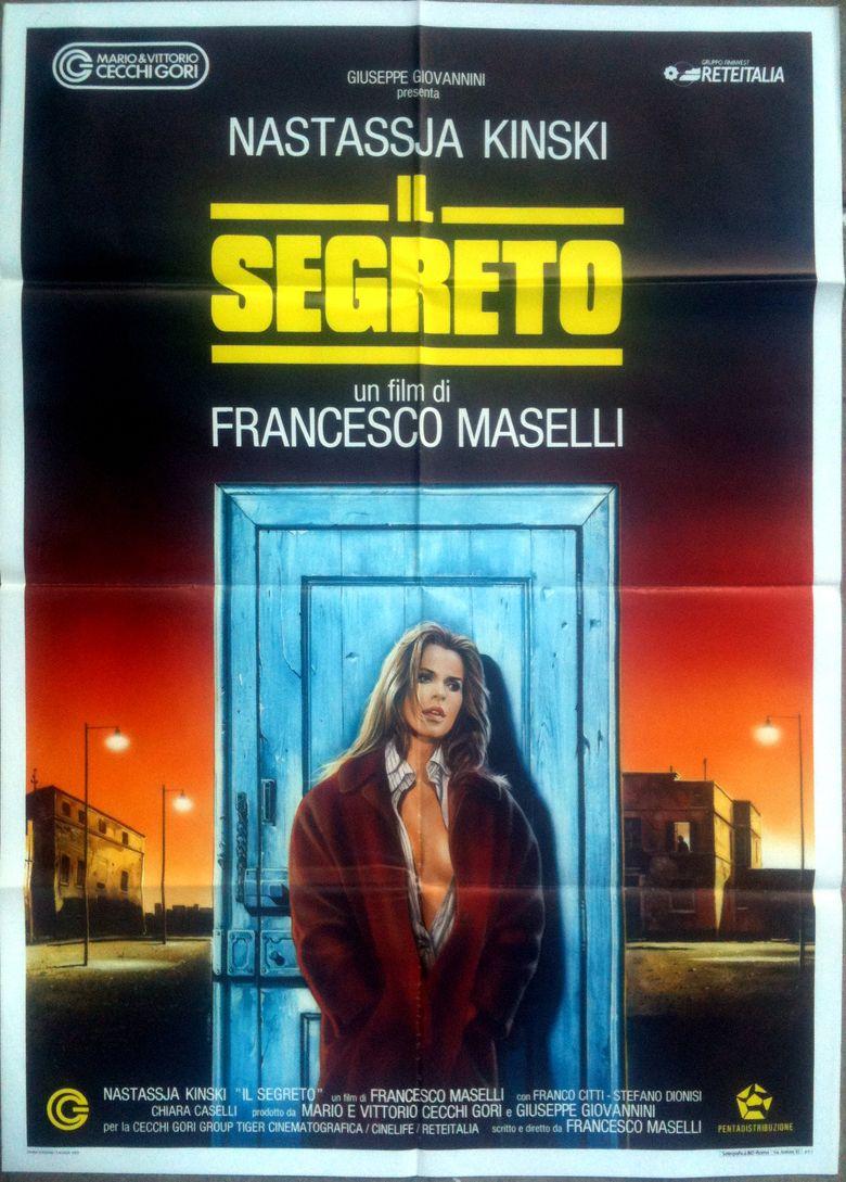 The Secret (1990 film) movie poster