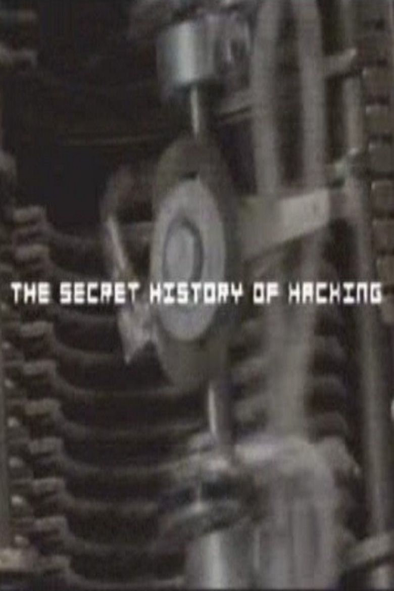 The Secret History of Hacking movie poster