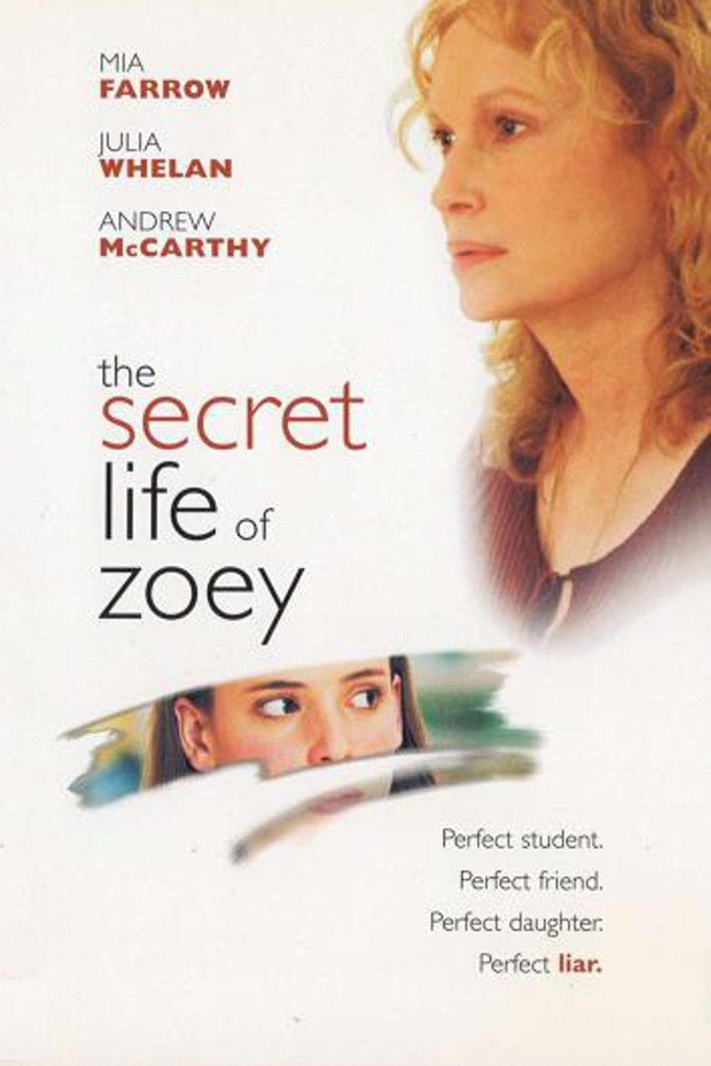 The Secret Life of Zoey movie poster