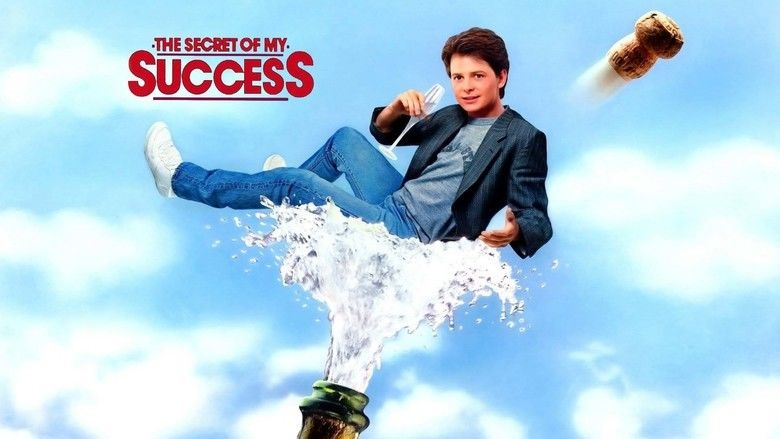The Secret of My Success (1987 film) movie scenes