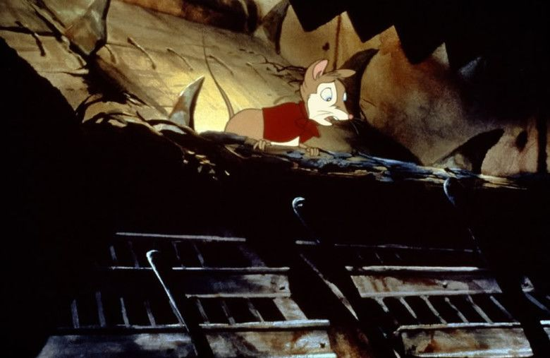 The Secret of NIMH 2: Timmy to the Rescue movie scenes