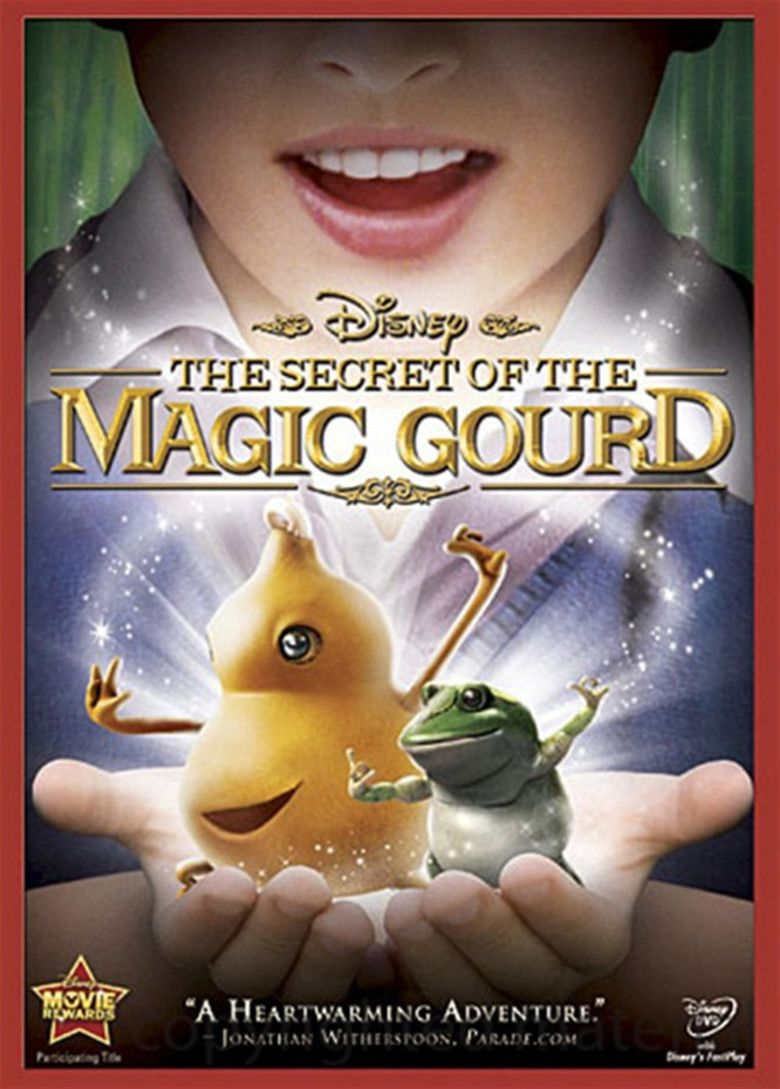 The Secret of the Magic Gourd (2007 film) movie poster