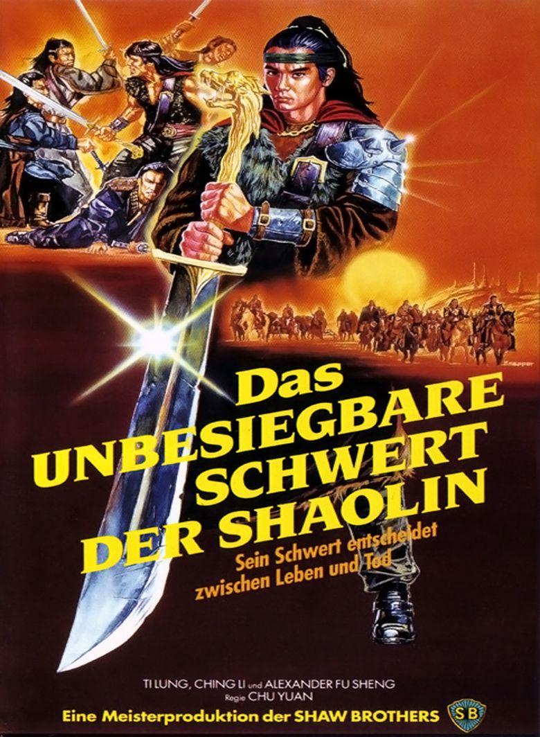 The Sentimental Swordsman movie poster