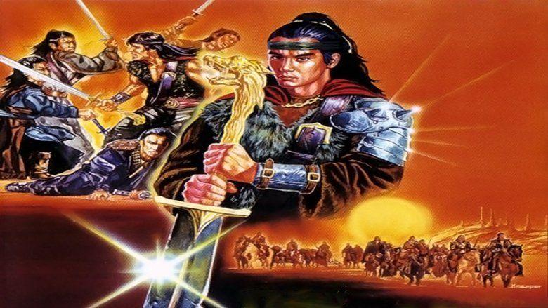 The Sentimental Swordsman movie scenes