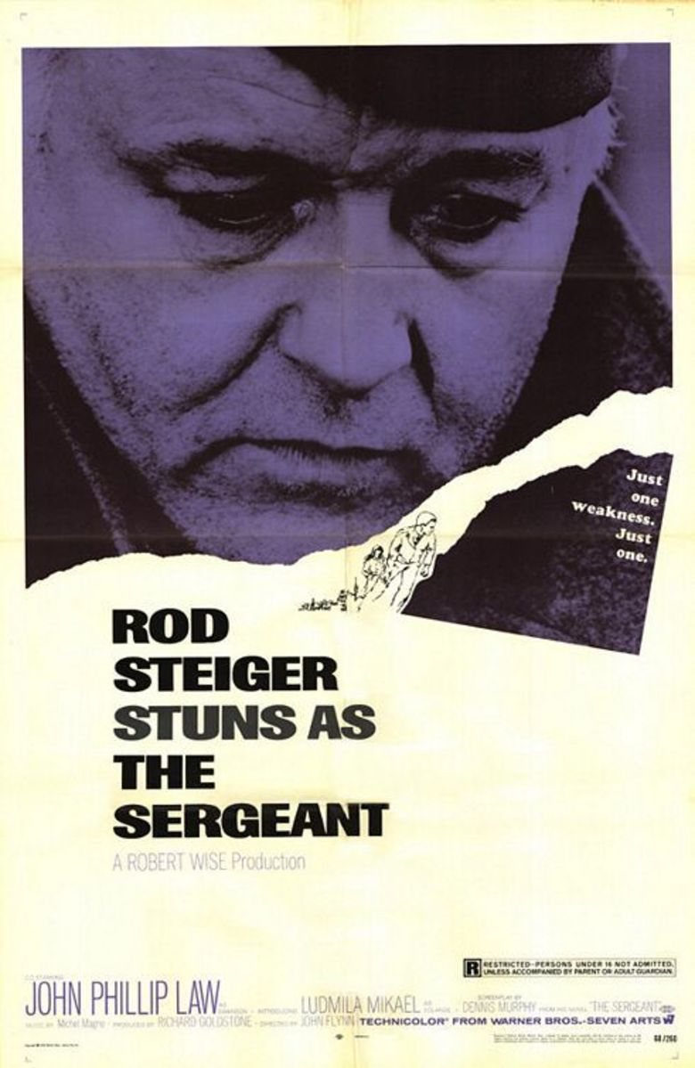 The Sergeant (film) movie poster