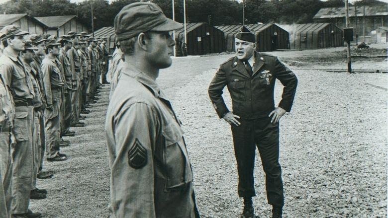 The Sergeant (film) movie scenes