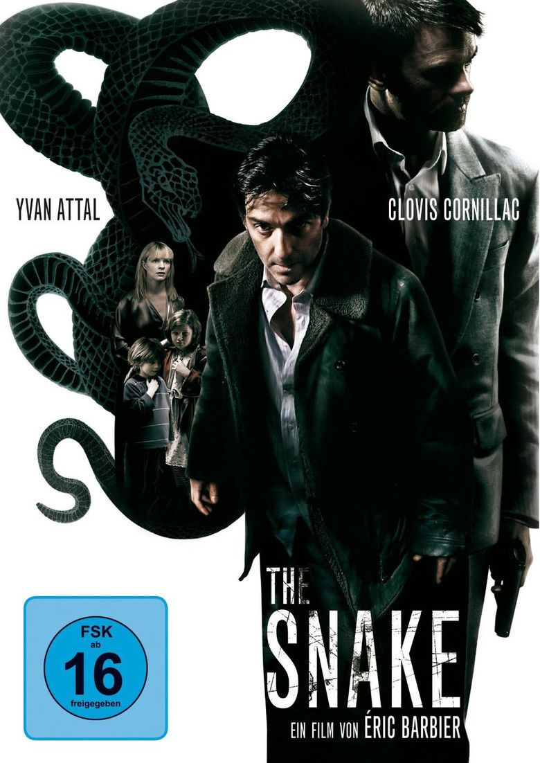 The Serpent (2006 film) movie poster