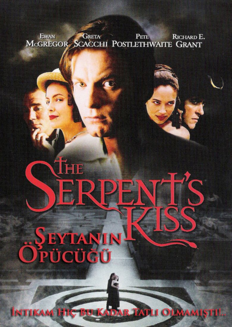 The Serpents Kiss movie poster