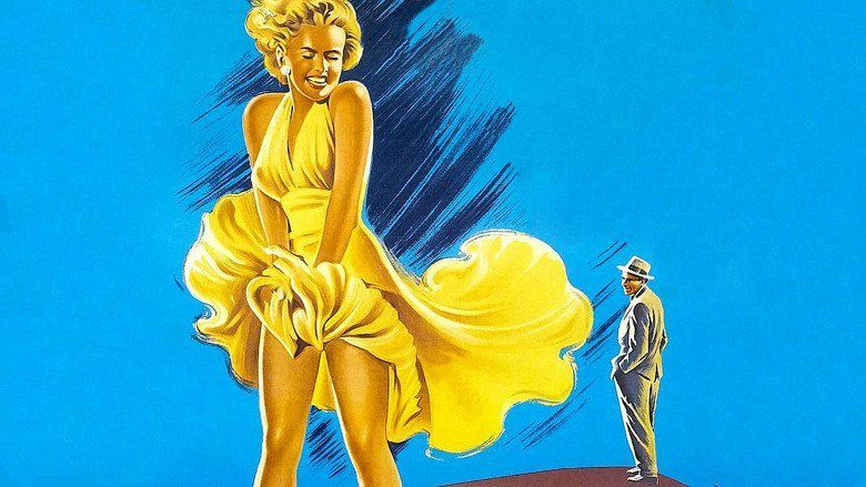 The Seven Year Itch movie scenes
