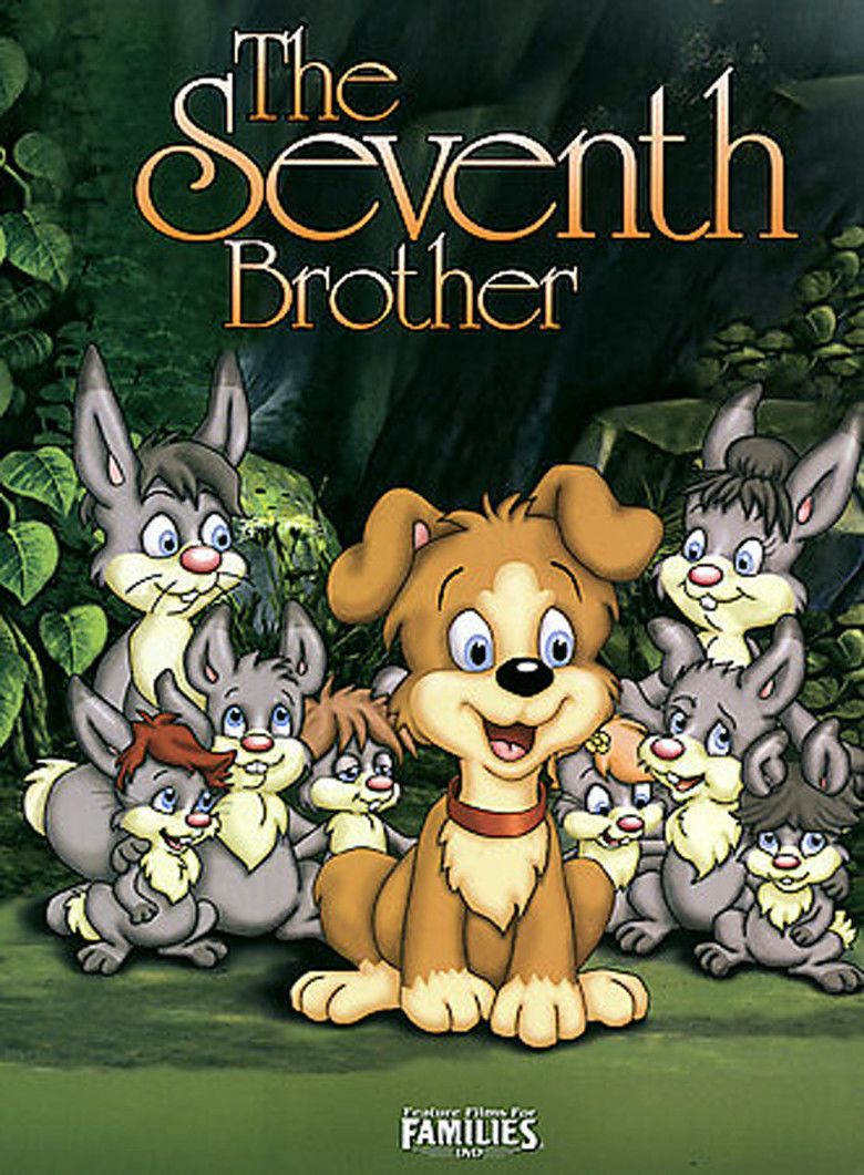 The Seventh Brother movie poster