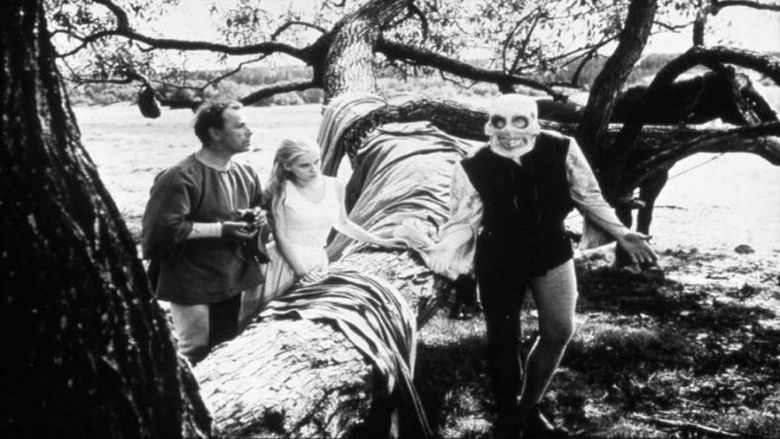The Seventh Seal movie scenes
