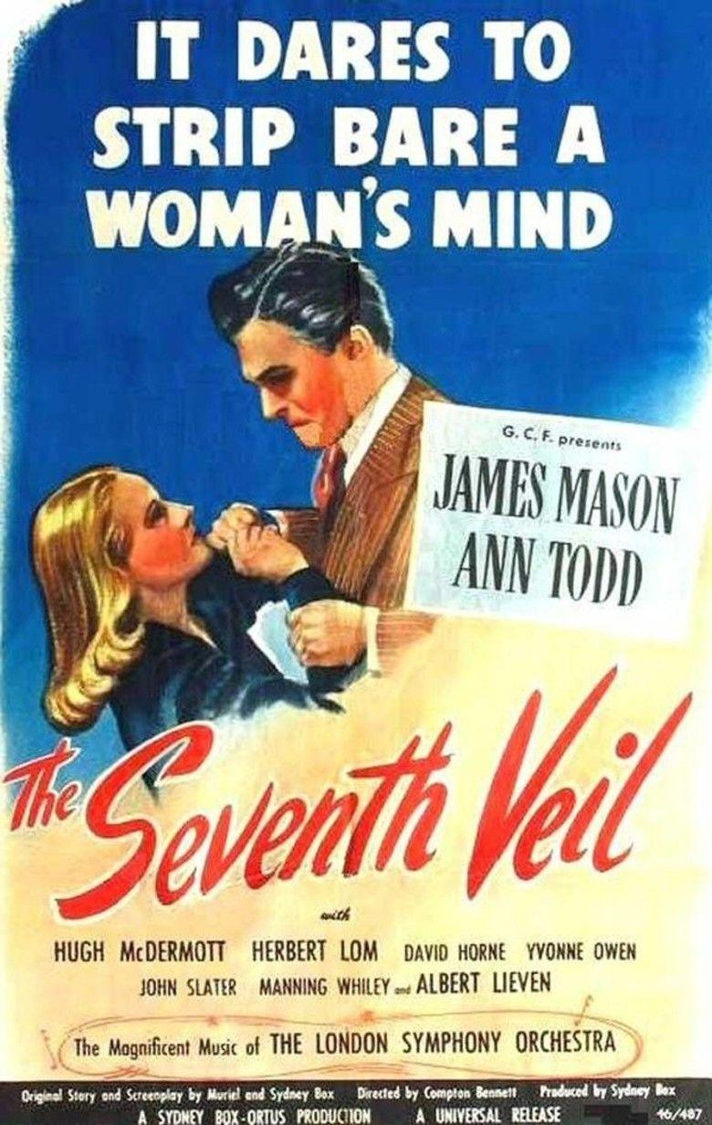 The Seventh Veil movie poster