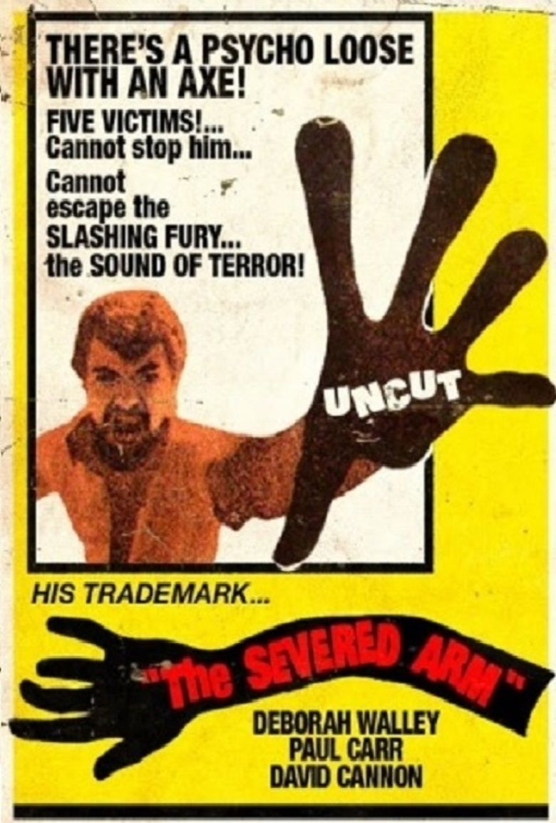The Severed Arm movie poster
