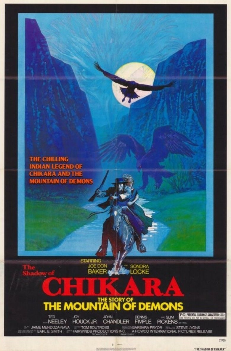 The Shadow of Chikara movie poster