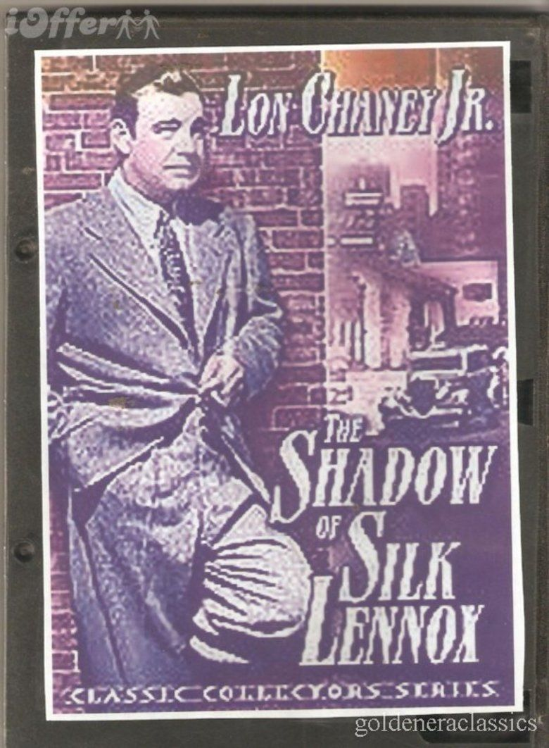 The Shadow of Silk Lennox movie poster