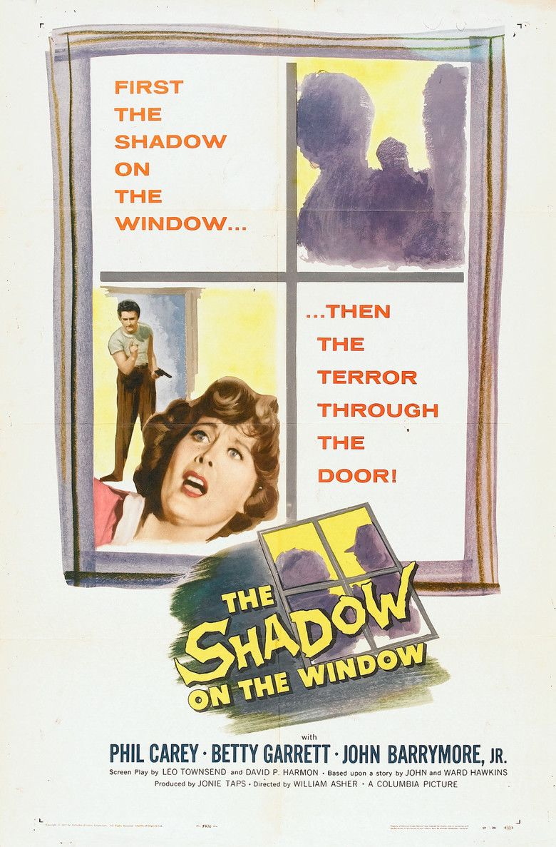 The Shadow on the Window movie poster