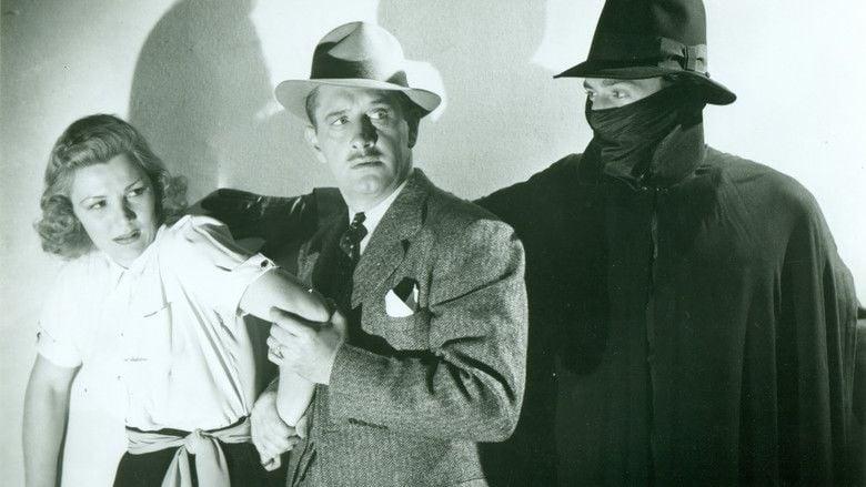 The Shadow (serial) movie scenes