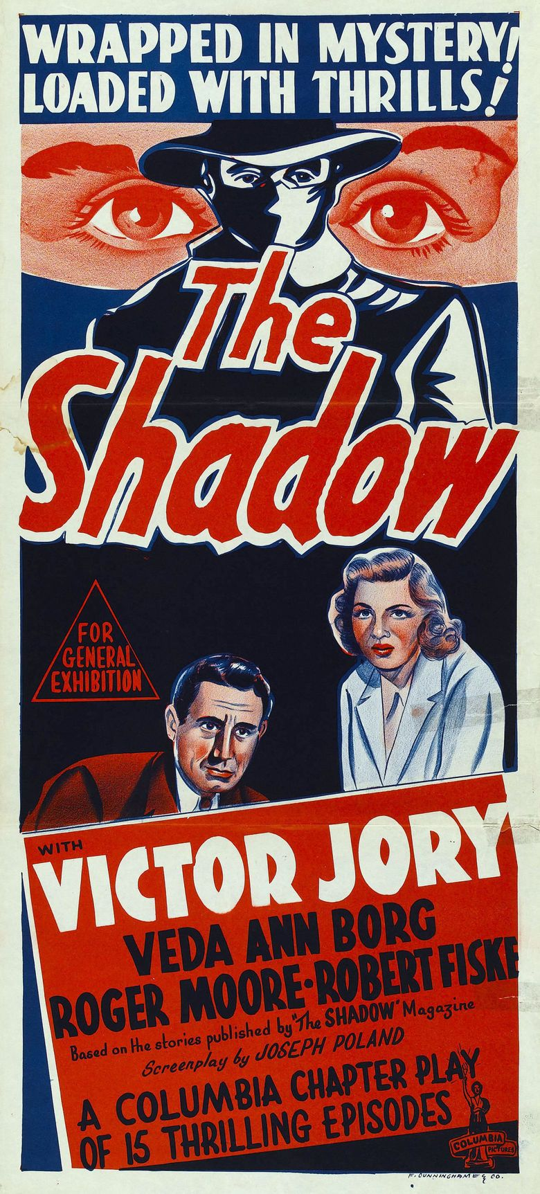 The Shadow (serial) movie poster