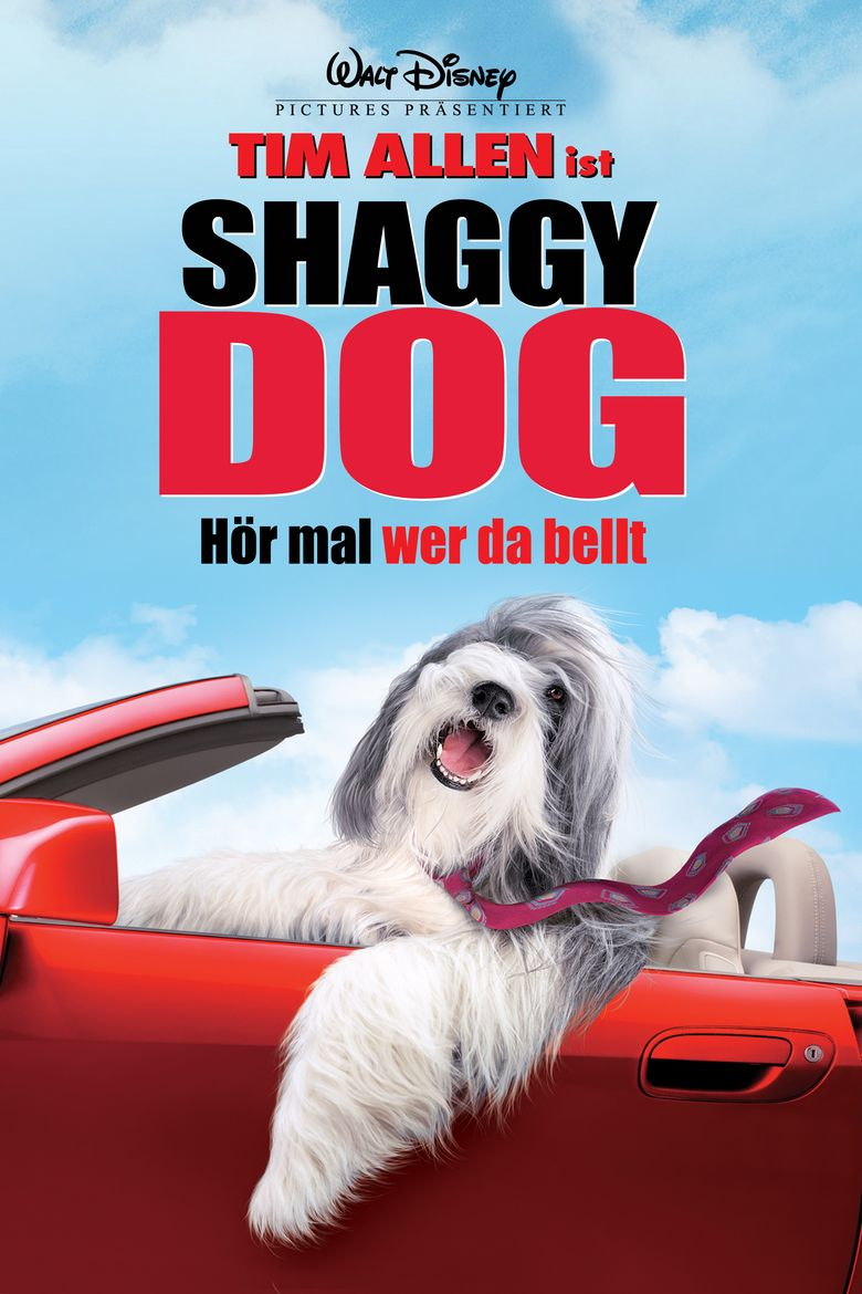 The Shaggy Dog (2006 film) movie poster