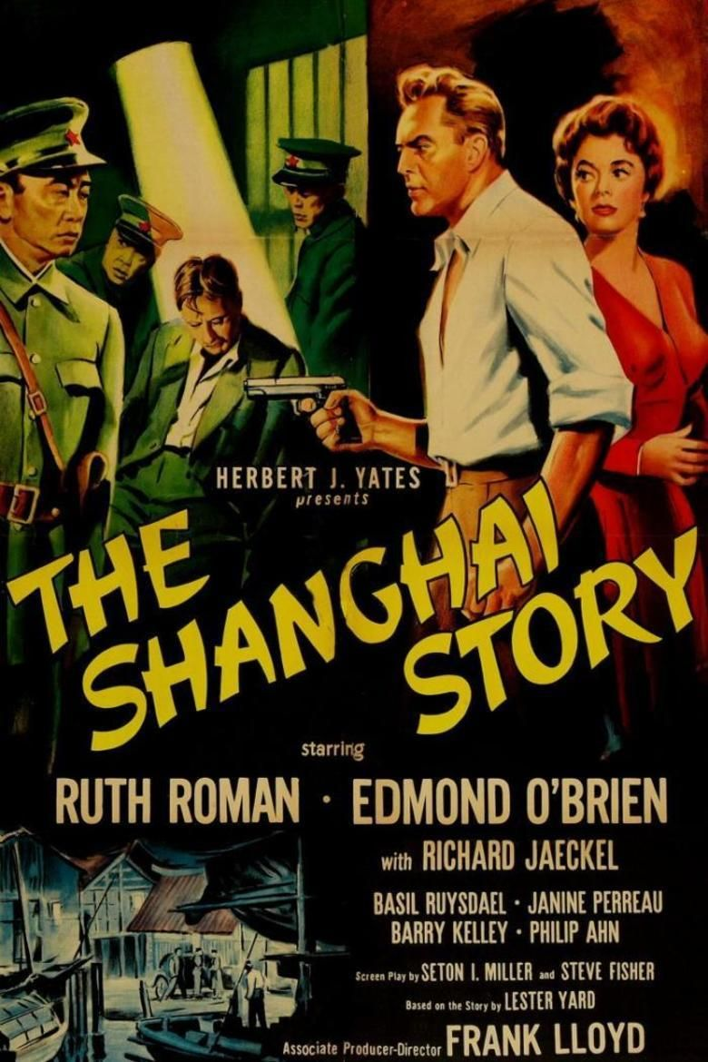 The Shanghai Story movie poster