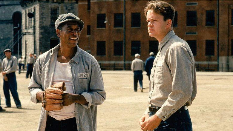 The Shawshank Redemption movie scenes