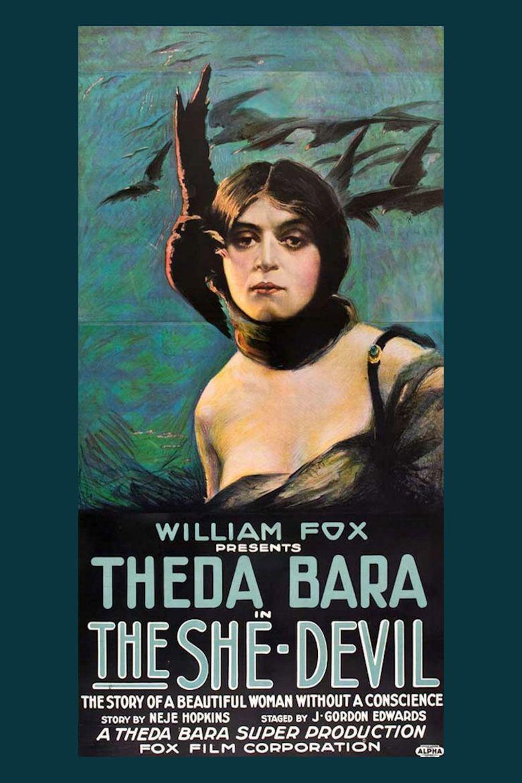 The She Devil movie poster
