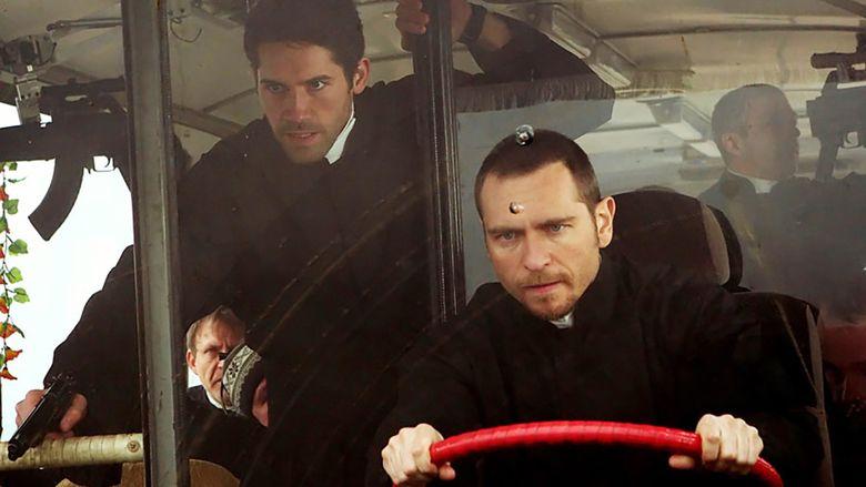 The Shepherd: Border Patrol movie scenes