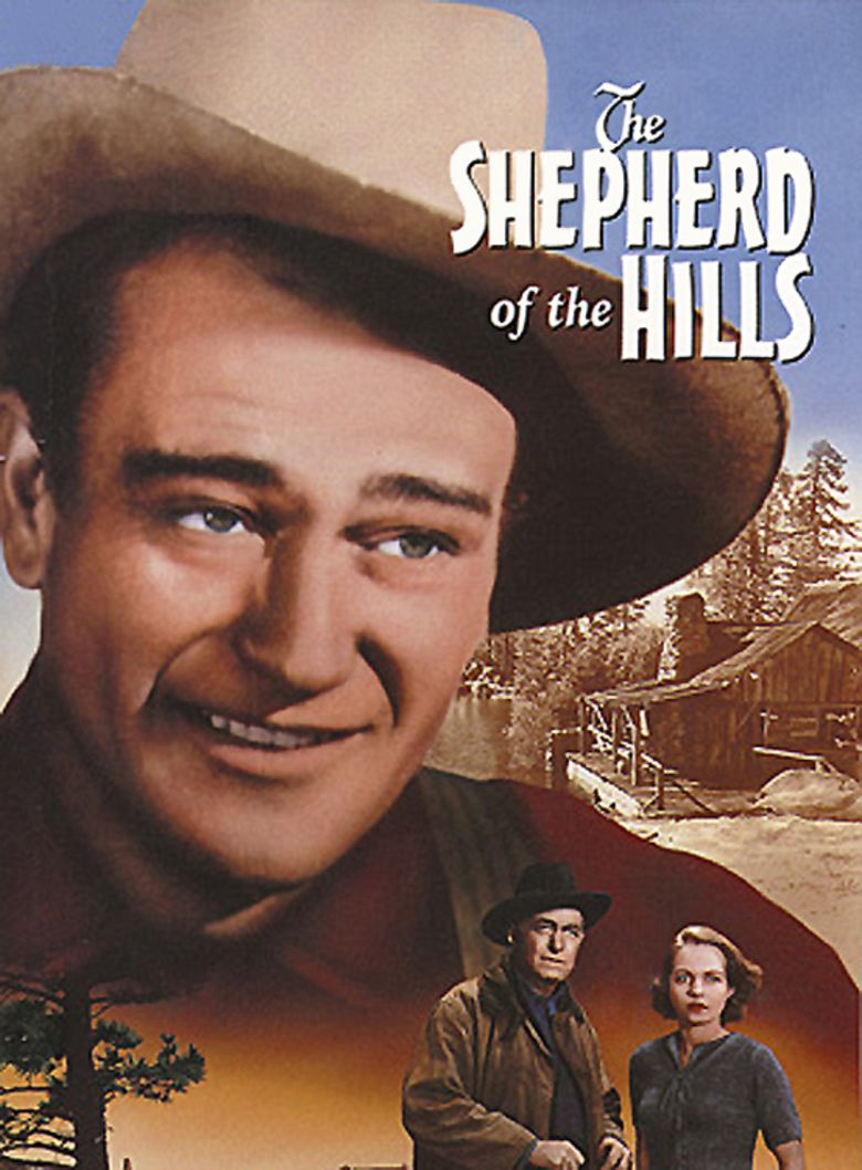 The Shepherd of the Hills (film) movie poster