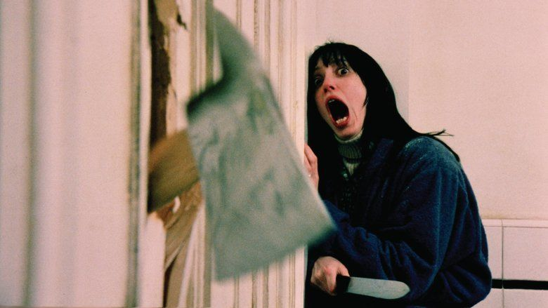 The Shining (film) movie scenes