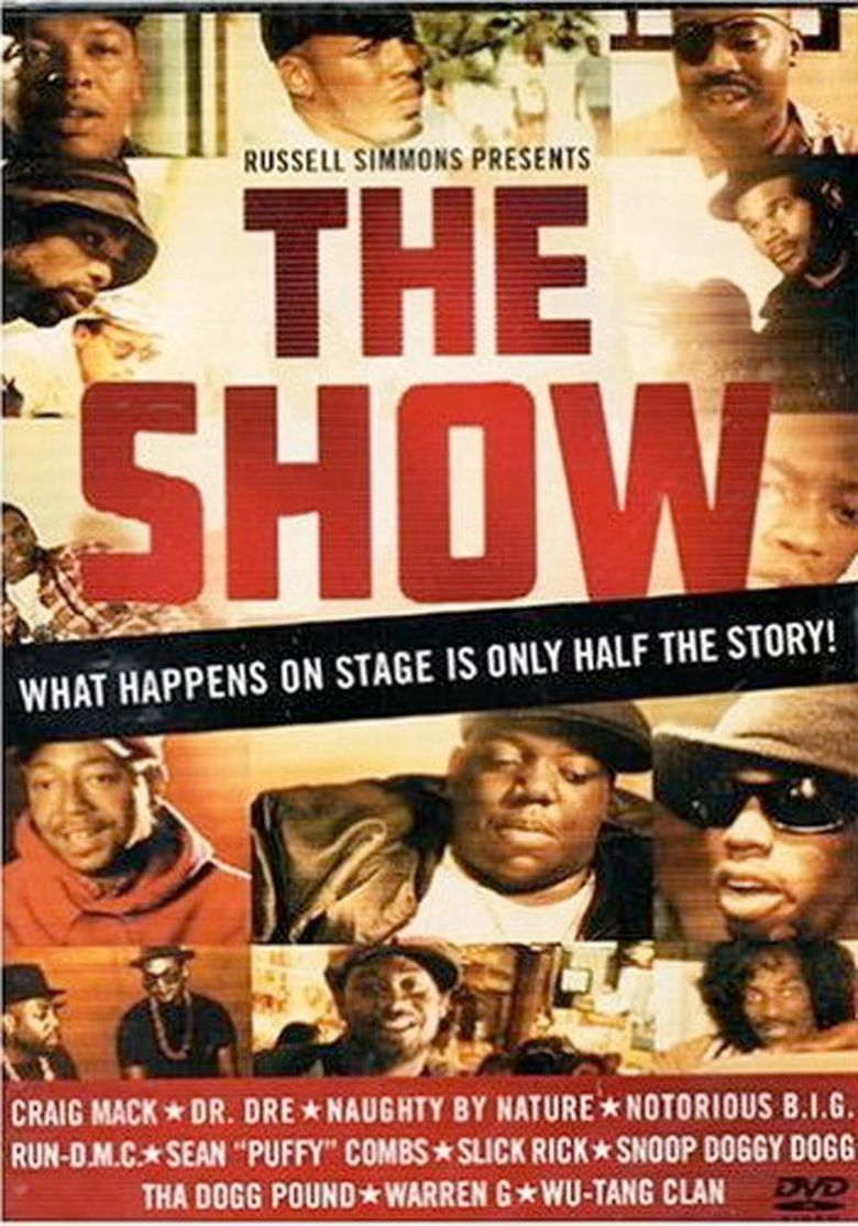 The Show (1995 film) movie poster
