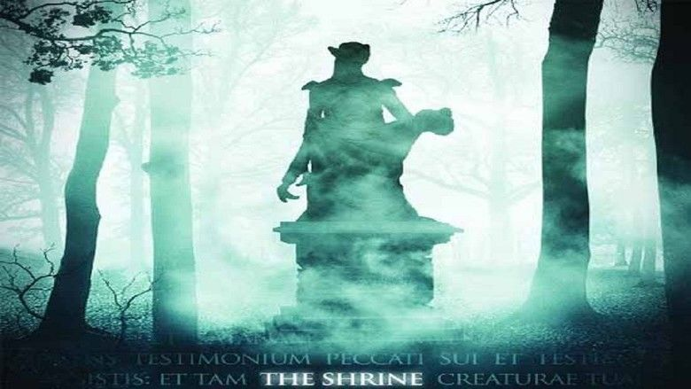 The Shrine (film) movie scenes